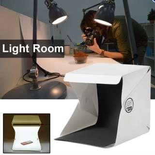 Light Room Portable Photography Mini Photo Studio Foldable