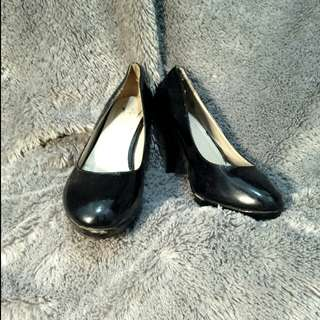 Bettina High Heels Black 7cm