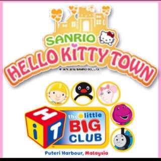 Hello Kitty Little Big Club