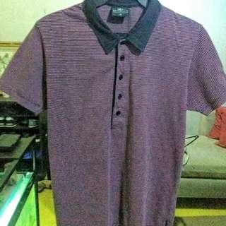 PENSHOPPE Stripe Polo Shirt
