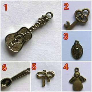 Charms For Passport Holders