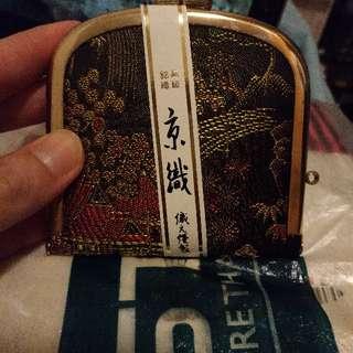 日式散銀包