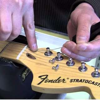 *NEW* Guitar Servicing/Maintenance (Basic Package)