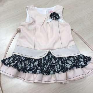 Korean Style Baby Dress