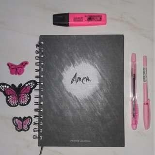 Amen Prayer Journal