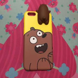 Case we bare bears for iphone 6
