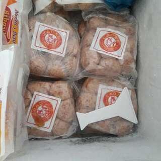 Laoag Ilocos Garlic & Sweet Longganisa