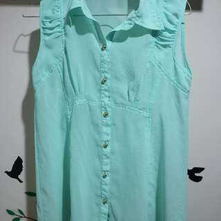 Atasan Chiffon Simple Lucu