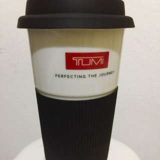 TUMI mug with silicon