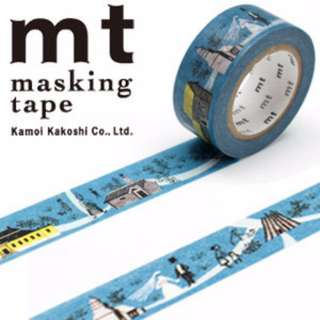 MT Washi Tape Olle Eksell Skansen Houses