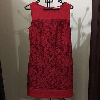 Dress 10 (Red)