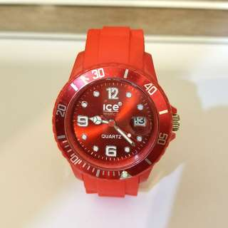 Ice Watch 紅色