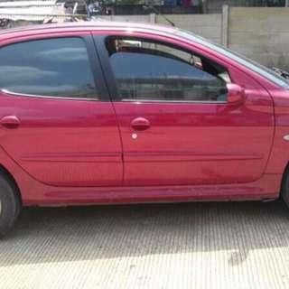 Peugeot 206 matic 2003