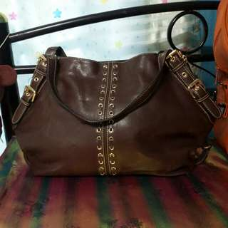 Paul Frank Leather Bag