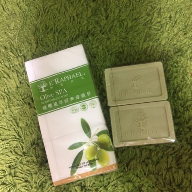 橄欖保濕皂