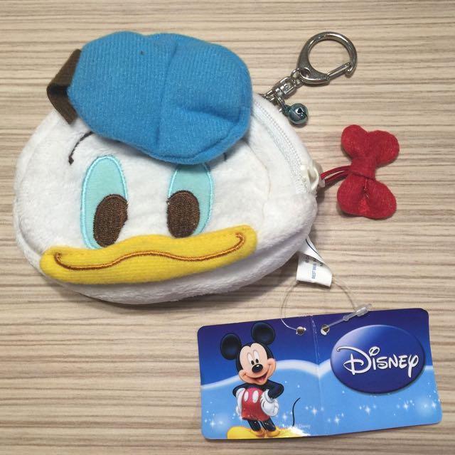 ⭐️免運⭐️日本帶回 迪士尼小收納包