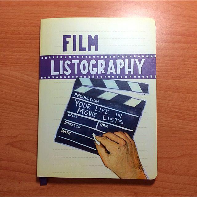 降價 ‼️ 美式電影風格筆記本