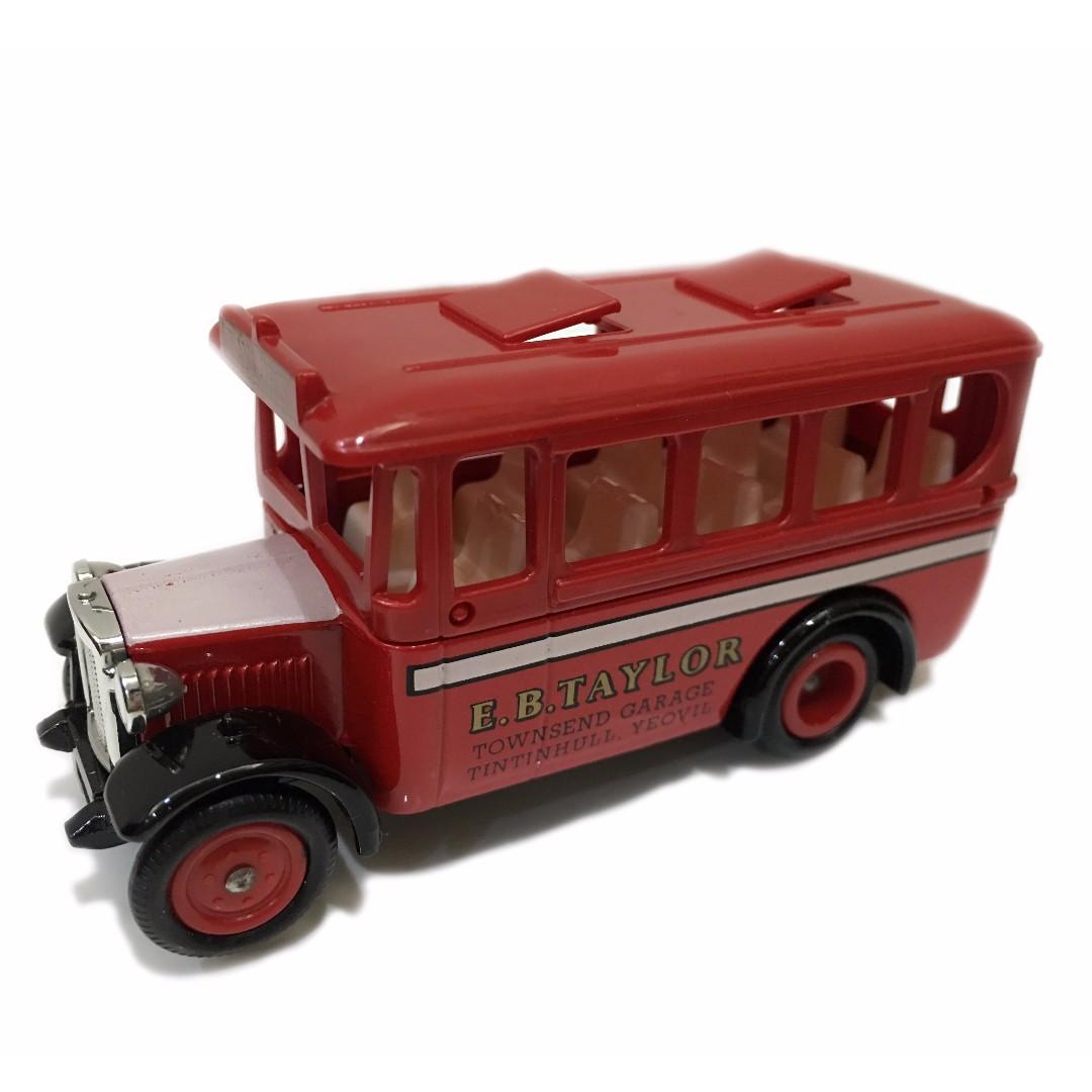 【英國製】復古老車款模型 E.B Taylor