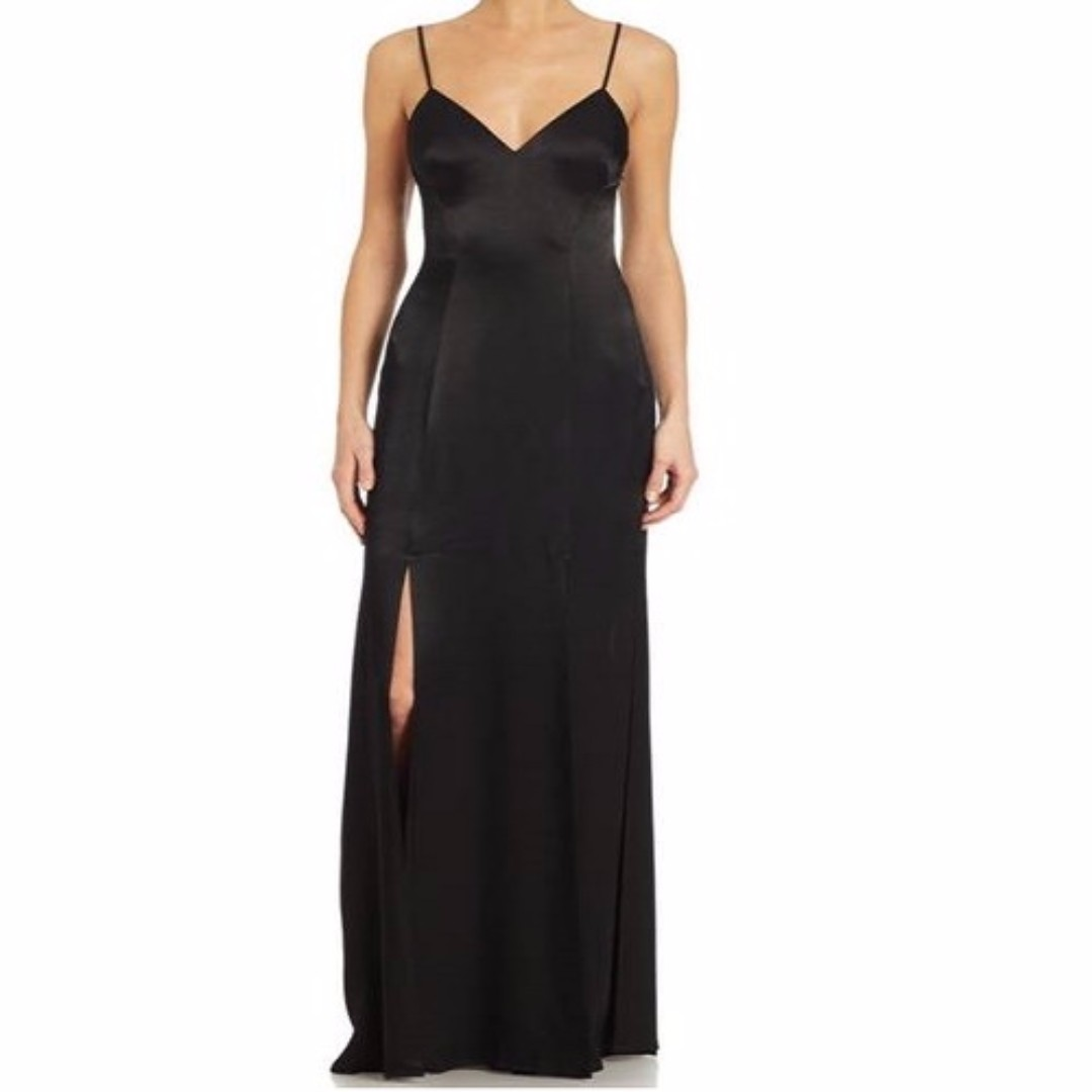 ABS ALLEN SCHWARTZ CARWASH SLIP GOWN, Women\'s Fashion, Clothes on ...