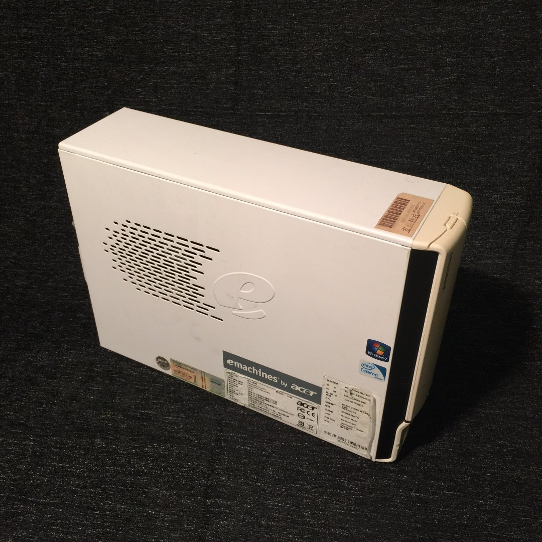 ACER桌上型電腦、迷你、EL1851