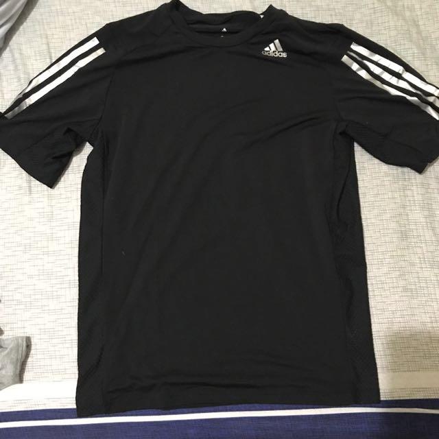 Adidas 上衣 運動上衣 慢跑