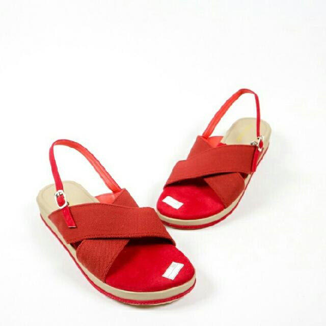 Allera Double Strap -  Sandals