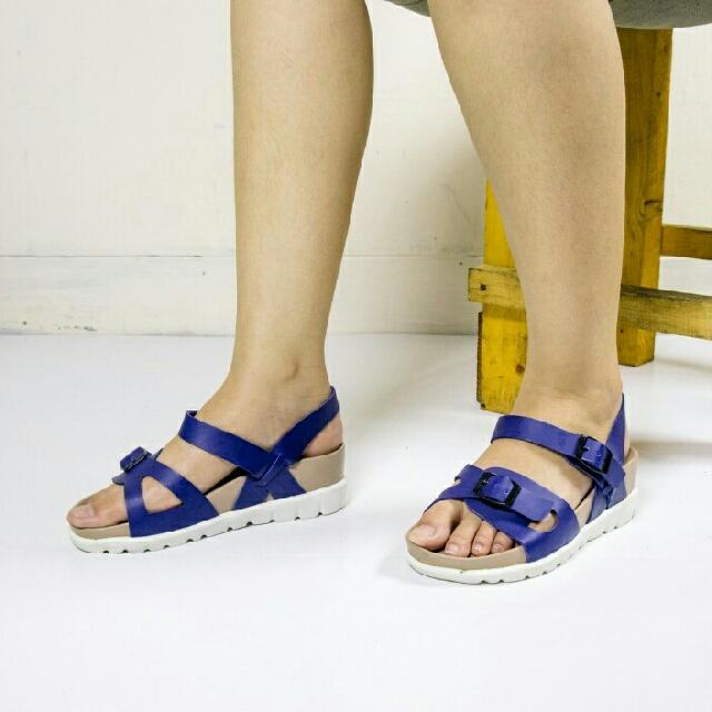 Andien Double Strap -  Sandals