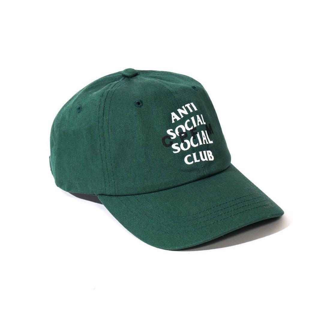 Anti Social Social Club x Cactus Plant Flea Market hat - Ready to ship