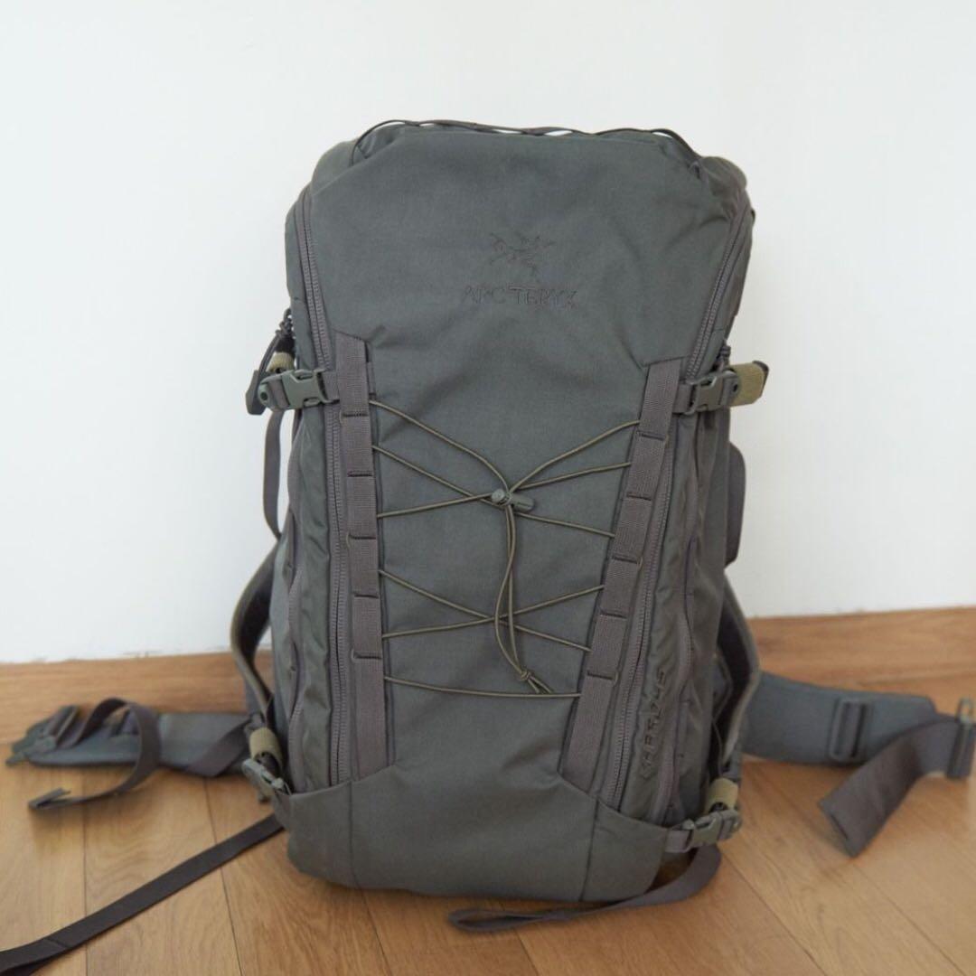 828b533d5 Arc'teryx/Arcteryx Leaf Khard 45 Wolf Backpack Assault, Electronics, Others  on Carousell