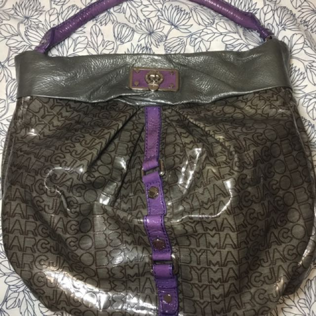 Authentic Marc by Marc Jacobs Hobo Bag