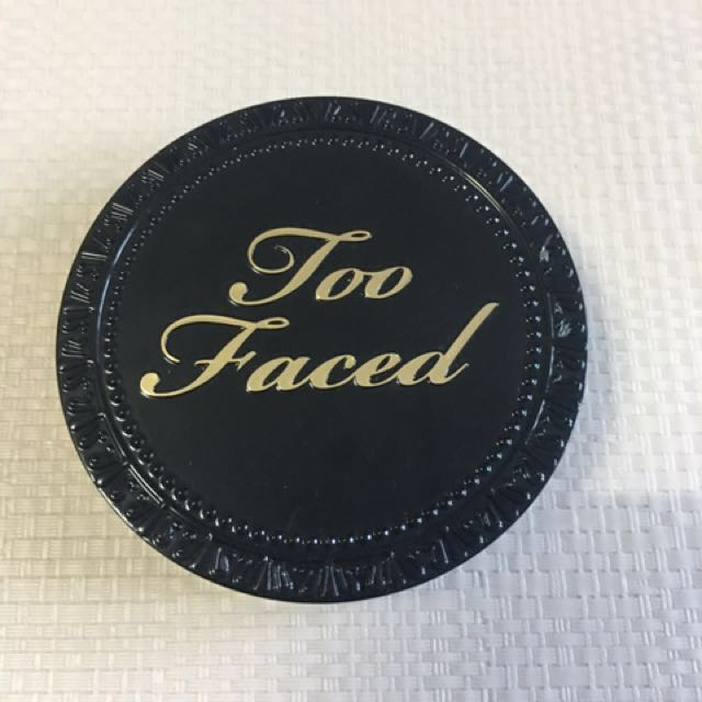 Authentic Too Faced Cocoa Powder Foundation