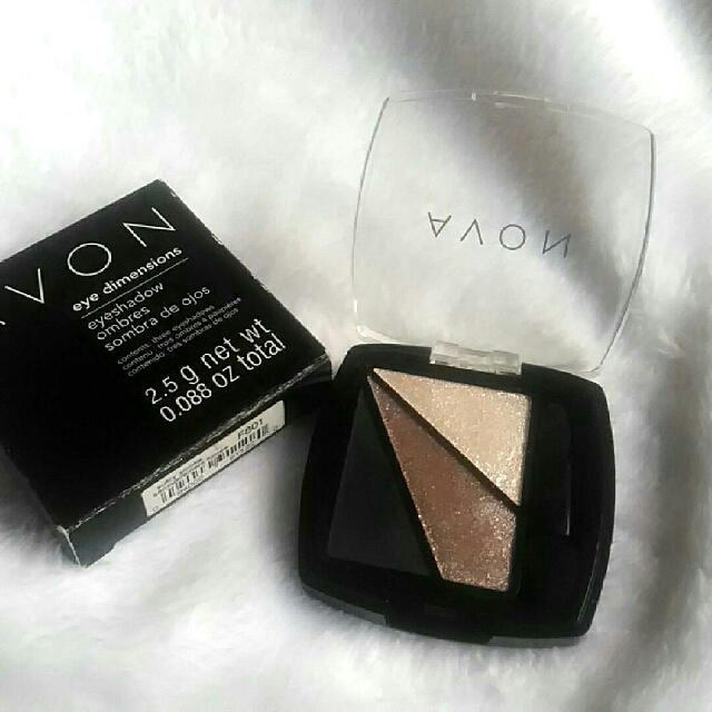 AVON Eye Dimensions Sultry Gray