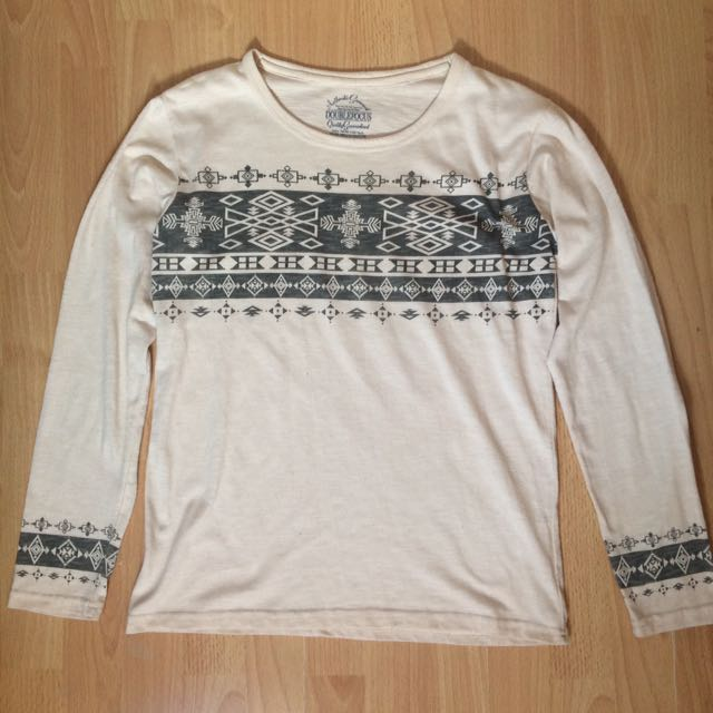 Aztec Sweater Pullover