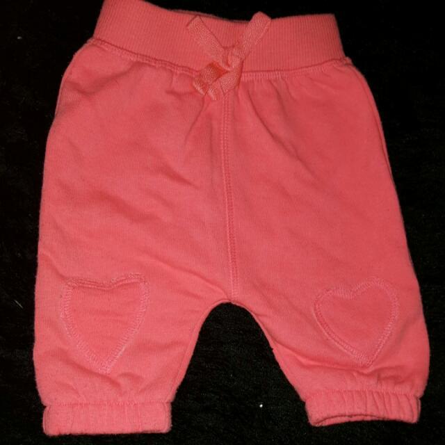 BABY BERRY - Newborn 0000 Trackpants