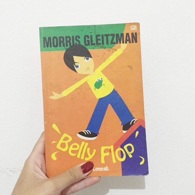 (Bahasa) Belly Flop by Morris Gleitzman