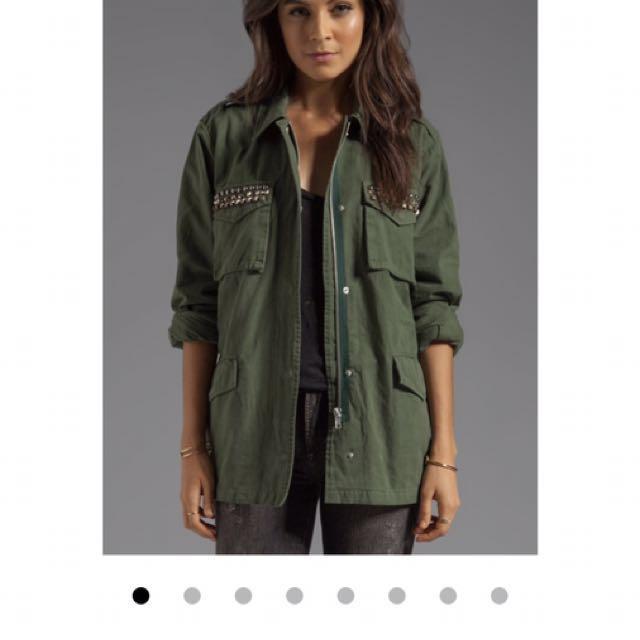 BB Dakota Studded Jacket