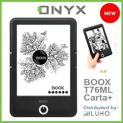 [BNIB] Preorder Only! Onyx BOOX T76ML Carta Plus 6 8