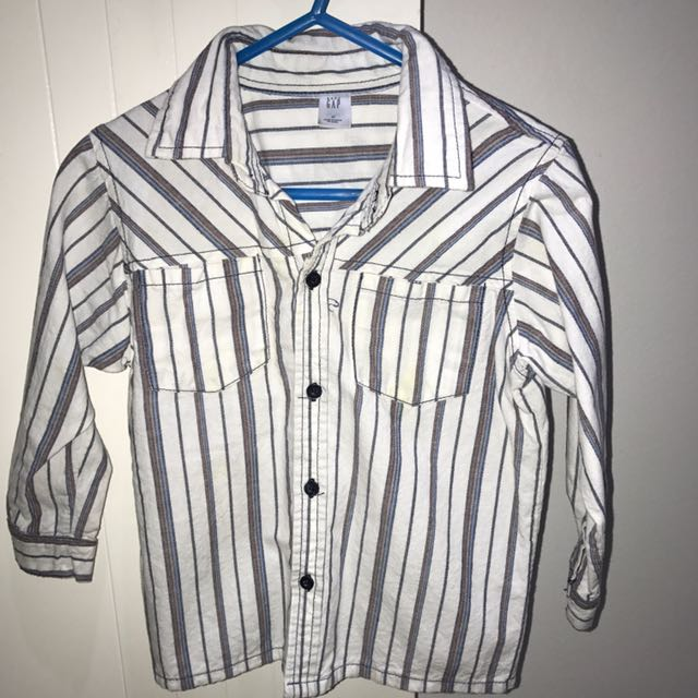 Boys Gap Dress Shirt