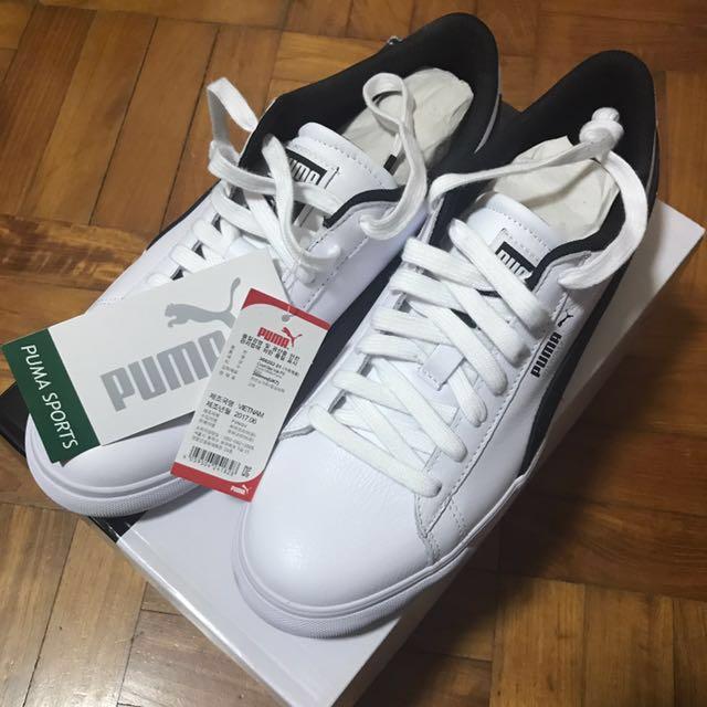 BTS X PUMA Court Shoes (Size 260) cb86e7ca9