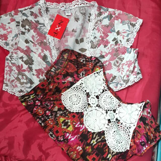 Brand New Blouse Take All