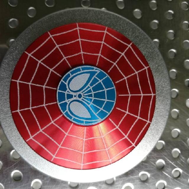 Fidget Spinner Spiderman Rare with Case