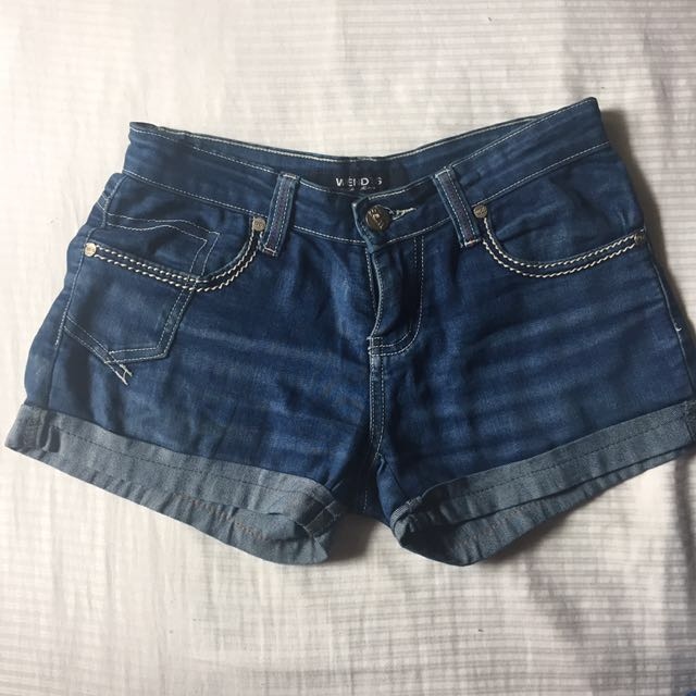 Clean Jeans Denim Shorts