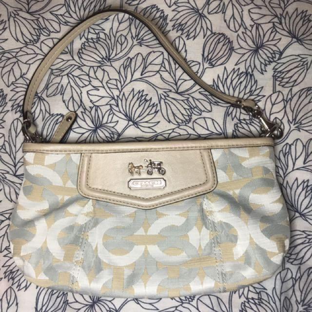 Coach Handbag - Boutique Item