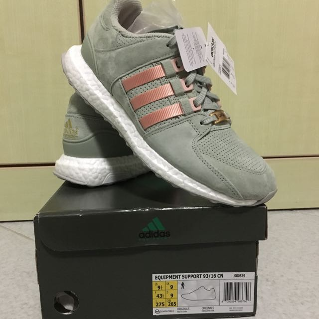 uk availability 61874 e3941 CONCEPTS x Adidas Eqt Support (sage)
