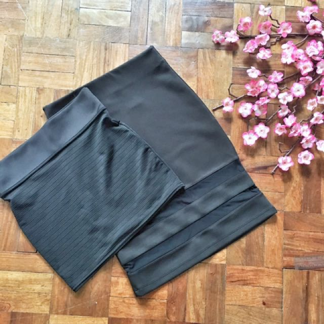 Divided skirt with FREE miniskirt