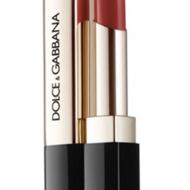 Dolce and gabbana lipstick