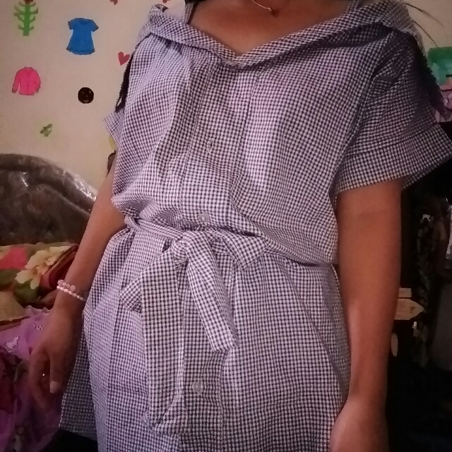 TURUN HARGA SIST  Dress Cute Sabrina