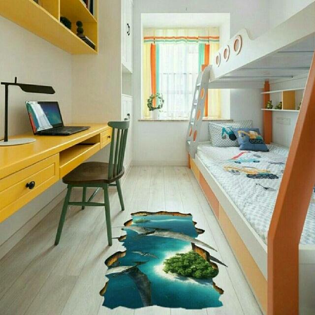 fill my room 3D wallpaper