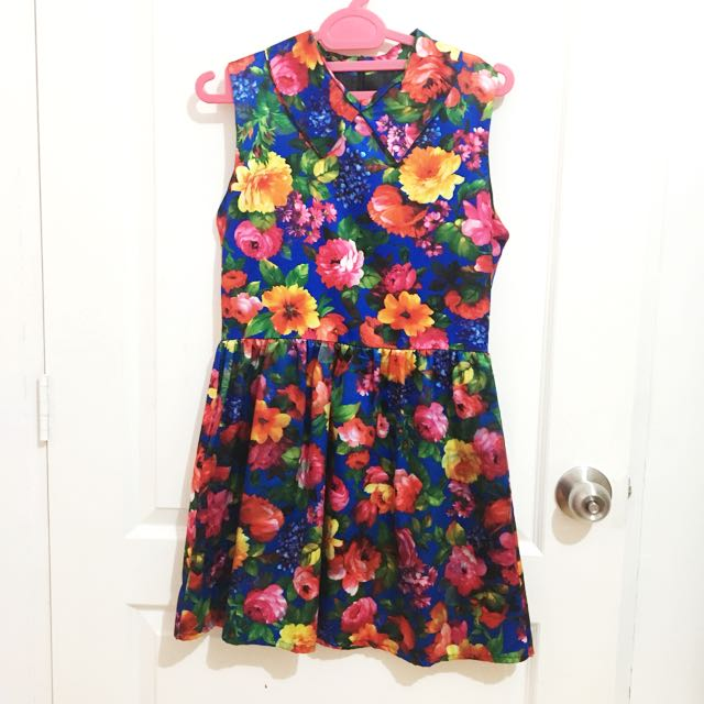 Floral Dress 💛