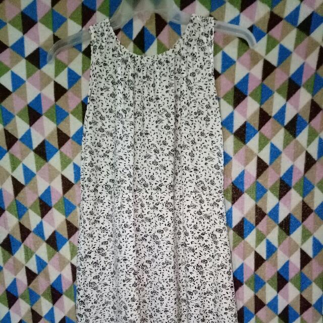 Floral Soft Dress